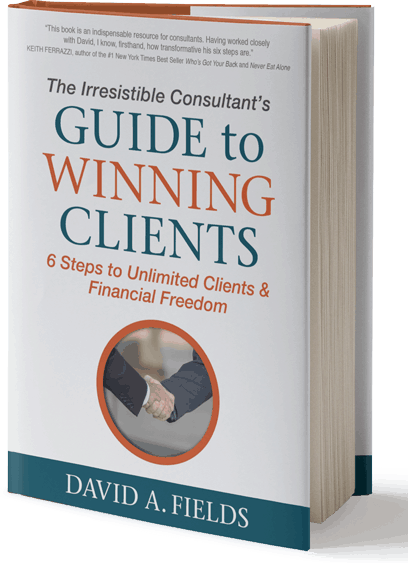Right Side Up Thinking The Irresistible Consultant S Guide To Winning Clients The B2b Marketer
